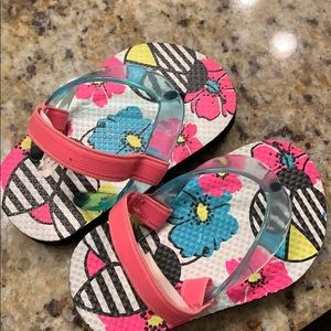 Children's place baby summer beach shoes 4-5